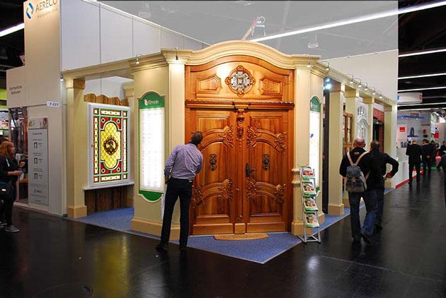 Targi okien i drzwi norymberga 2014 for Fenster frontale