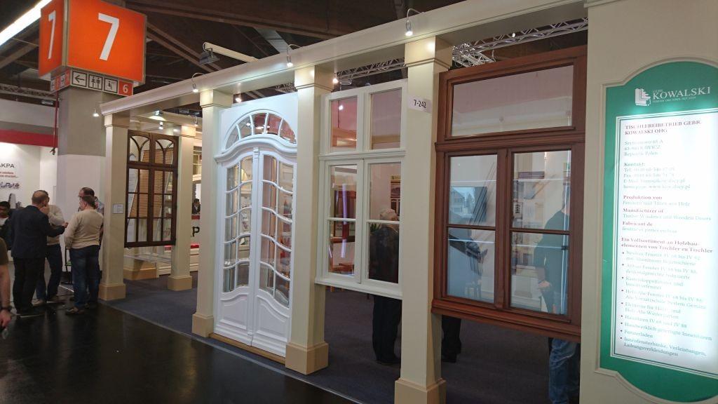 Targi okien i drzwi norymberga 2014 bracia kowalscy for Fenster frontale